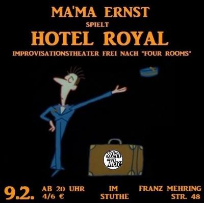 Hotel Royale Ma'ma Ernst